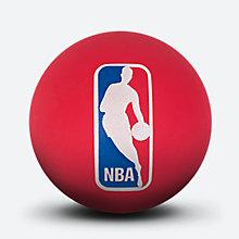 SPALDING官方旗舰店NBA红/蓝色高弹力空心橡胶篮球51-187Y