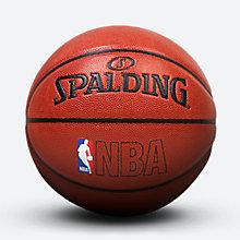 NBA彩色运球人室内室外PU篮球