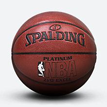 NBA Logo铂金篮球