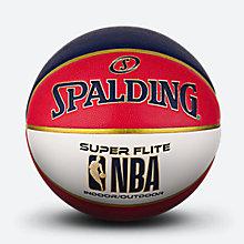 SUPER FLITE红/白/篮拼色篮球76-352Y 76-352y