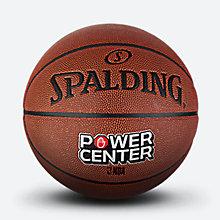 斯伯丁位置球强力中锋篮球76-409Y
