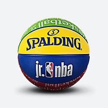 jr.nba系列橡胶室外青少年5号篮球 83-047y