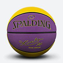 斯伯丁科比签名橡胶篮球84-006Y