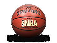 NBA金色LOGOPU篮球74-606Y