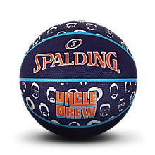Spalding德鲁大叔Uncle Drew Get Buckets3号橡胶篮球