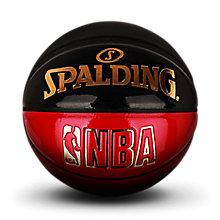 NBA镜面系列室内室外PU篮球74-653Y