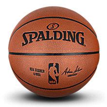 SPALDING官方旗舰店超大83.8cm训练室内PU篮球74-878Y 74-878y