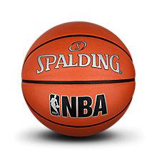 SPALDING官方旗舰店JR.NBA青少年橡胶篮球83-420Y